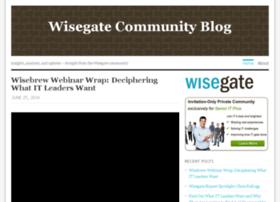 blog.wisegateit.com