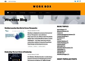 blog.workbox.com