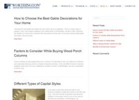 blog.worthingtonmillwork.com