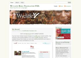 blog.wycliffe.org