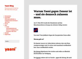 blog.yasni.de