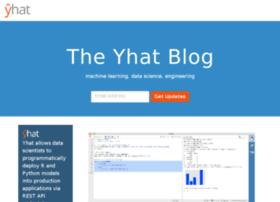 blog.yhathq.com