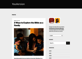 blog.youversion.com