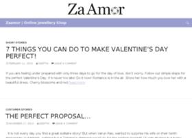 blog.zaamor.com