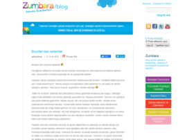 blog.zumbara.com