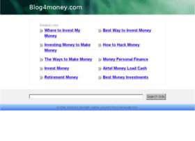 blog4money.com