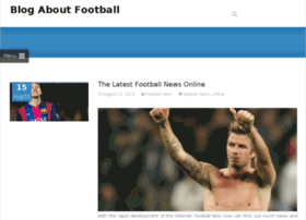 blogaboutfootball.com