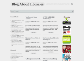 blogaboutlibraries.com