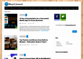blogandjournal.com