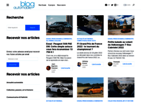 blogautomobile.fr