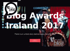 blogawardsireland.com
