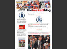 blogbeckett.wordpress.com