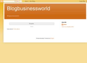 blogbusinessworld.blogspot.com