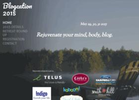 blogcationretreat.com