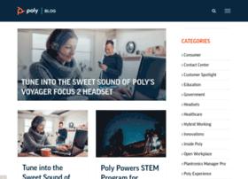 blogcentral.plantronics.com