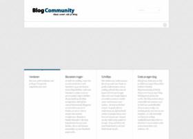 blogcommunity.nl