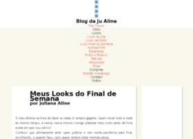 blogdajualine.com.br