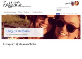 blogdaraffinha.com.br