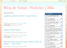 blogdelasalud-noticiasymas.blogspot.mx