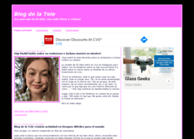 blogdelatele.blogspot.com.ar