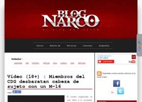 blogdelnarcomx.com