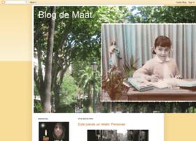 blogdemaat.blogspot.com