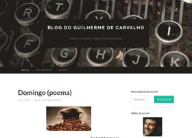 blogdoguilhermedecarvalho.wordpress.com