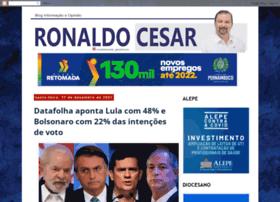blogdoronaldocesar.com.br