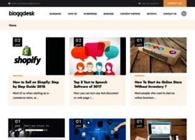 bloggdesk.com