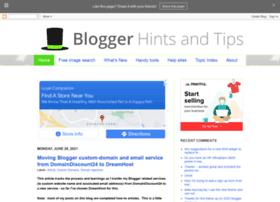 blogger-hints-and-tips.blogspot.sg