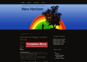 blogger-template-new-horizon.blogspot.com