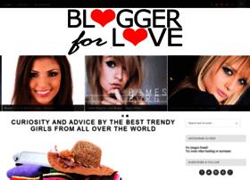 bloggerforlove.com