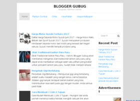 bloggergubug.com