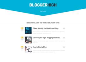 bloggerhigh.com