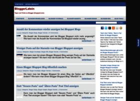 bloggerlatein.blogspot.com