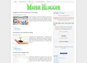 bloggermahir.blogspot.com