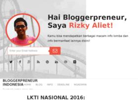 bloggerpreneurindonesia.com