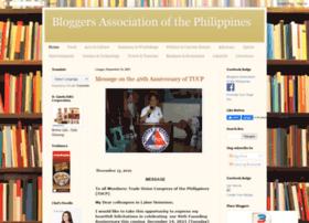 bloggersassociationphilippines.blogspot.com