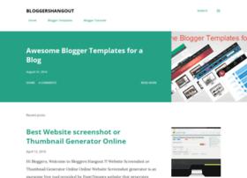 bloggershangout.com