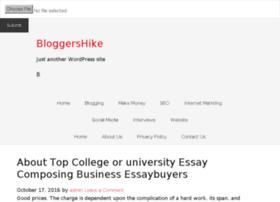 bloggershike.com