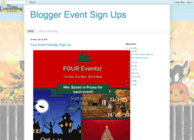 bloggersignup4events.blogspot.com