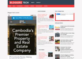 bloggerstech.com