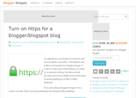bloggertemplates.bloggerplugins.org