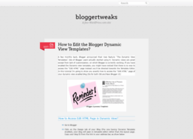 bloggertweaks.wordpress.com