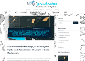 bloggezwitscher.de