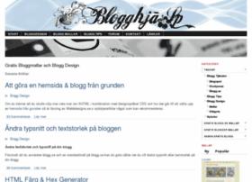 blogghjalp.se
