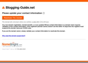 blogging-guide.net