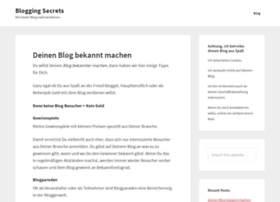 blogging-secret.com