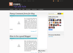 blogging-style.blogspot.com