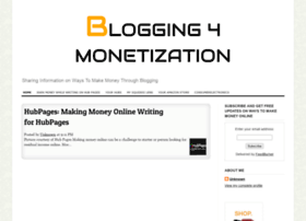 blogging4monetization.blogspot.com